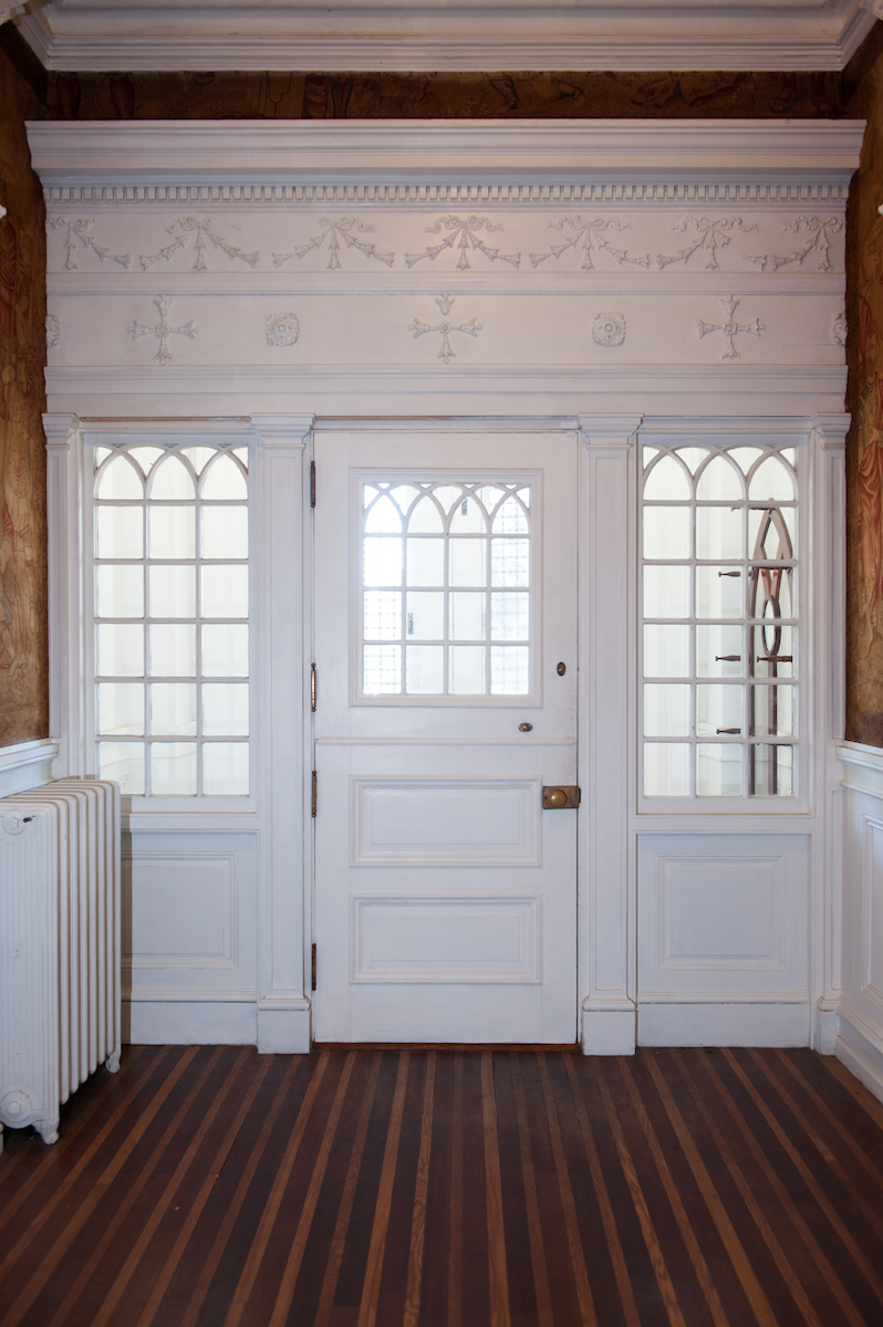 foyer doors