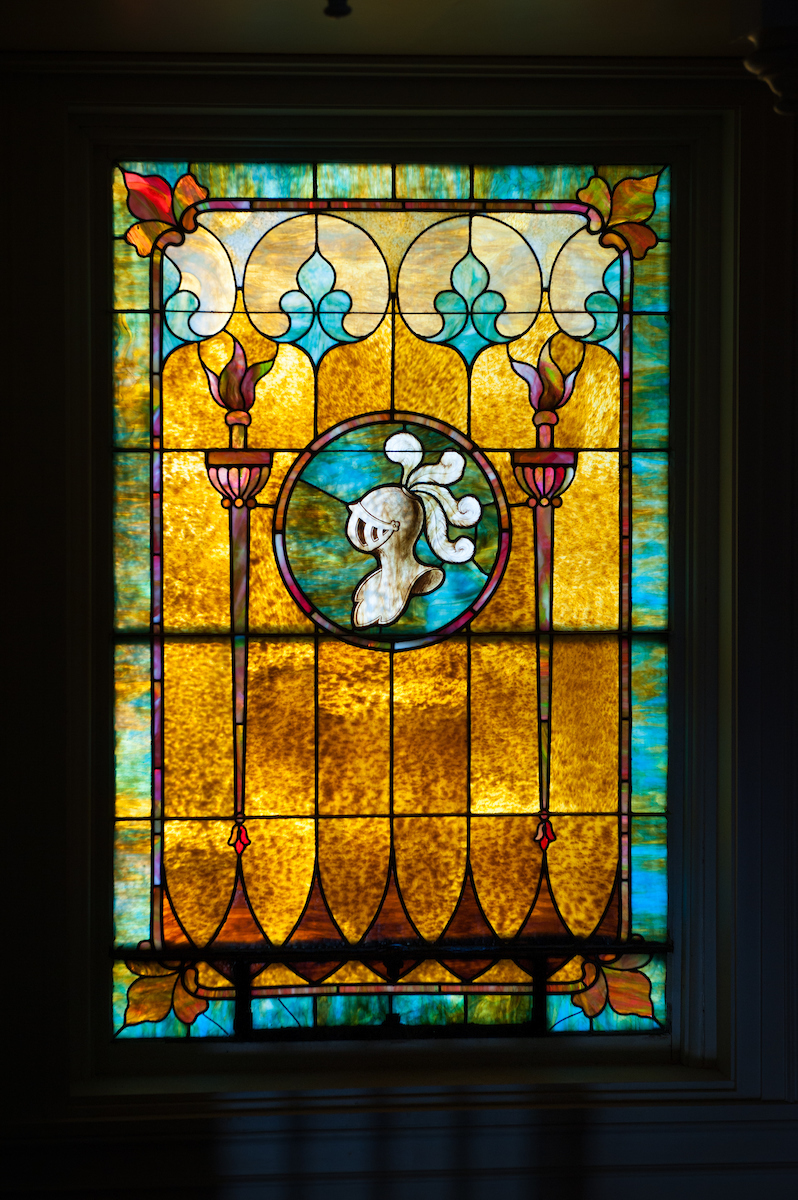 overall stained glass